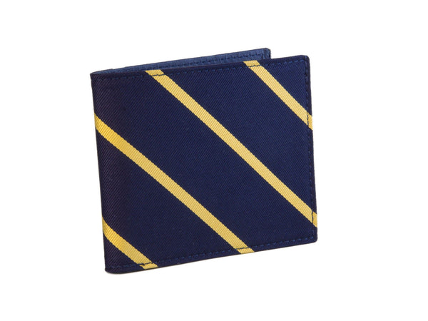 BAR STRIPED BILLFOLD WALLET