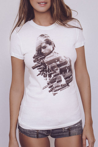 CHICA-GO-GIRL Tee for Women