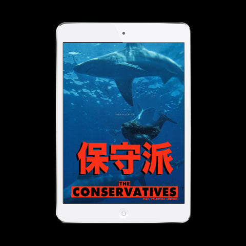 THE CONSERVATIVES feat VALENTINA LEQUEUX ISSUE 5 [digital version, PDF]