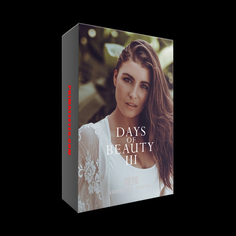 DAYS OF BEAUTY III