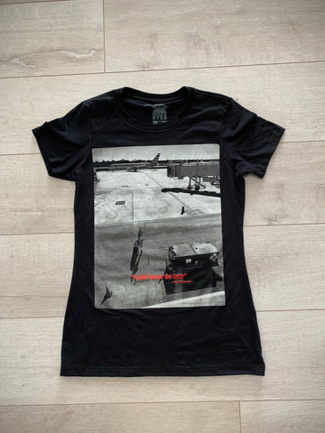 AIRPORT CRISTINA t-shirt [for men]