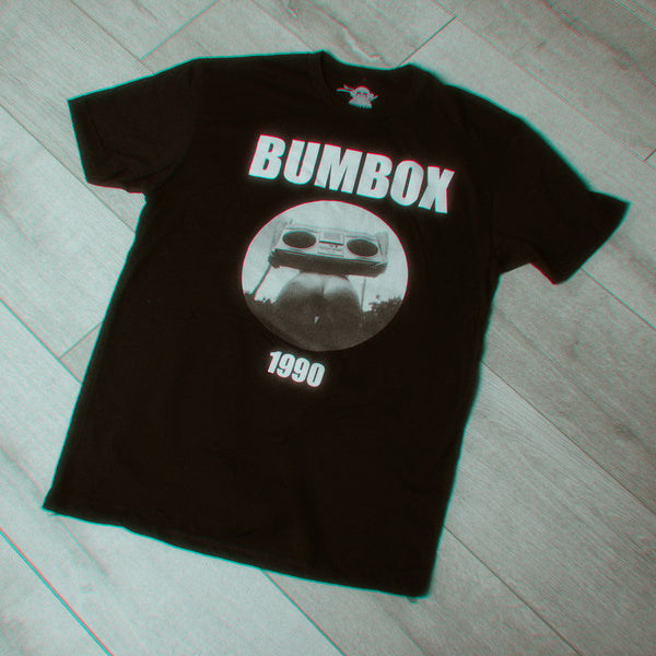 PRIMATE BUMBOX t-shirt [for men]