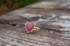 ENERGY HEART RING