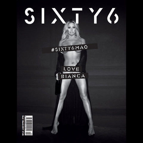 SIXTY6 MAGAZINE Issue 2 [PDF version]