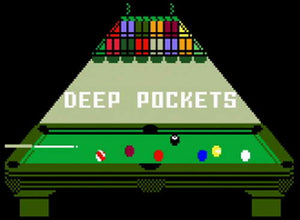 Bundle of 3! Spiker, Deep Pockets & King of the Mountain NIS Cartridges for Intellivision Console