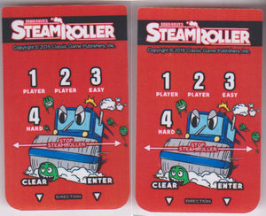 David Rolfe's Steamroller - NIS Cartridge for Original Intellivision Console