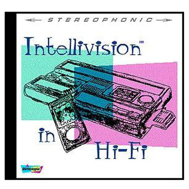"""Intellivision in Hi-Fi"" Music CD"