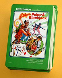 EXCLUSIVE! Las Vegas Poker & Blackjack Deck of Playing Cards