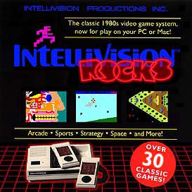 Intellivision Rocks for Windows