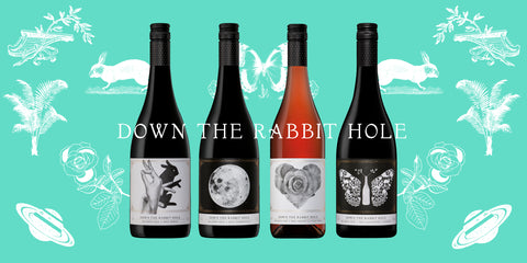 Down The Rabbit Hole Wine Range