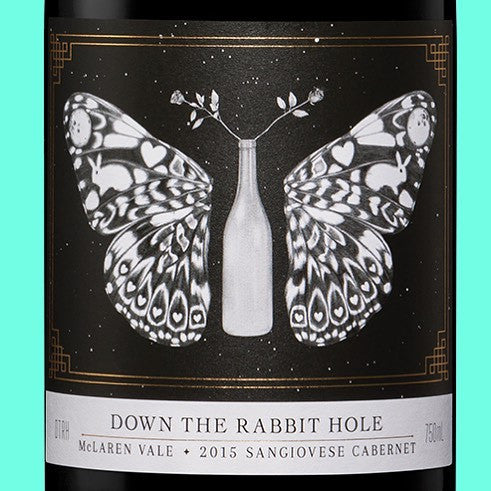 Down The Rabbit Hole 2019 Sangiovese Cabernet