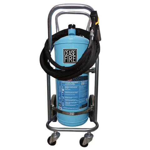 45 Ltrs Trolley Mounted Mist Based Area Sanitisation System (Air Cartridge Type)