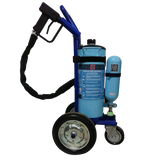9 Ltrs Trolley Mounted Mist Based Area Sanitisation System (Air Cartridge Type)