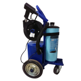 9 Ltrs Trolley Mounted Mist Based Area Sanitisation System (Motorised Pump Type)