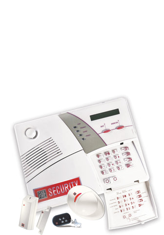 Ceasefire Basic Security System (Start-up Pack) Model No: 1CS06
