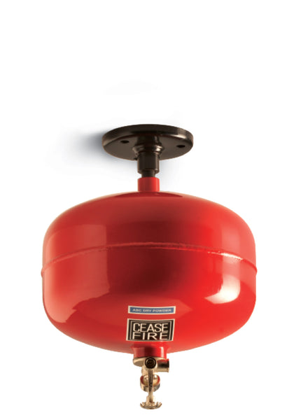 Map 90 Fire Extinguisher.Ceasefire Automated Modular Fire Suppression System Abc Map90 Powder Based 10kg