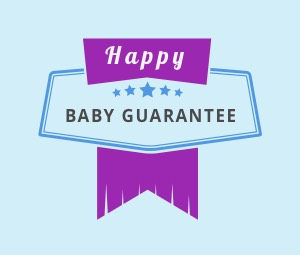 Happy Baby Guarantee