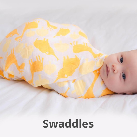 Baby Swaddles Collection by CuddleBug