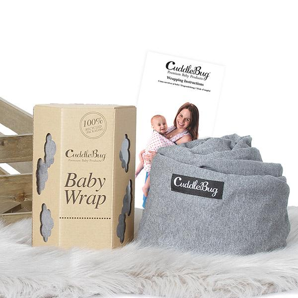 CuddleBug Oregon Fog Wrap