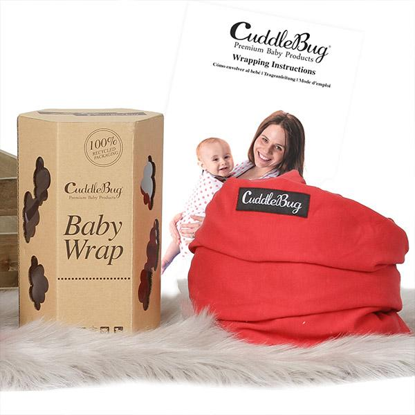 CuddleBug Wild Rose Wrap