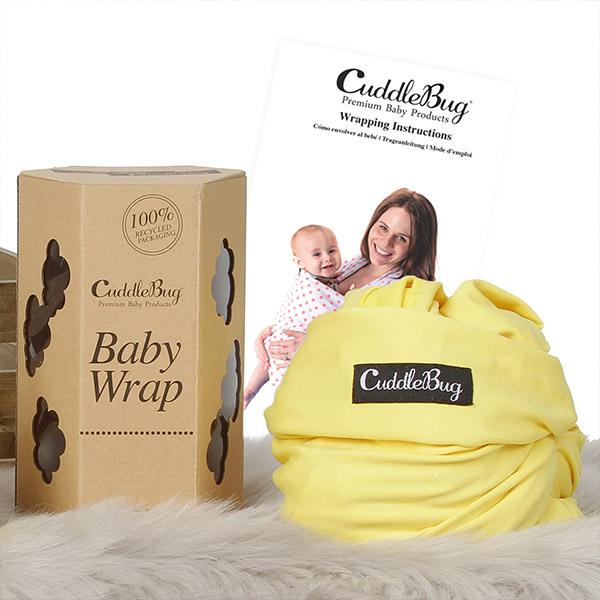 Yellow Baby Wrap