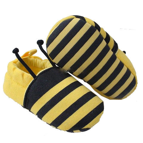 Bumble Bee Slip-ons