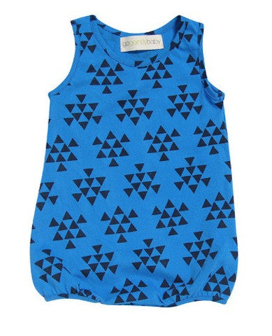 Go Gently Baby Jersey Tank Onsie