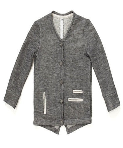 Omami Mini Boys Terry Cardigan