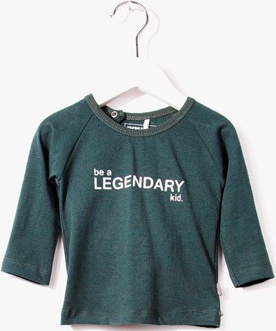 Imps & Elfs Be a Legendary Kid Tee