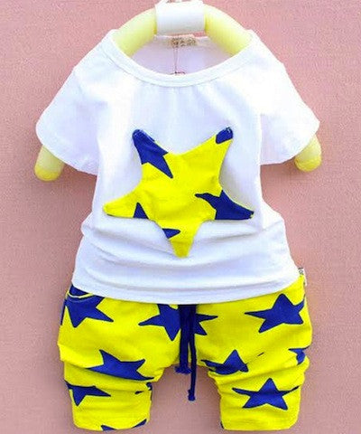 Starlight Star Bright Short Set