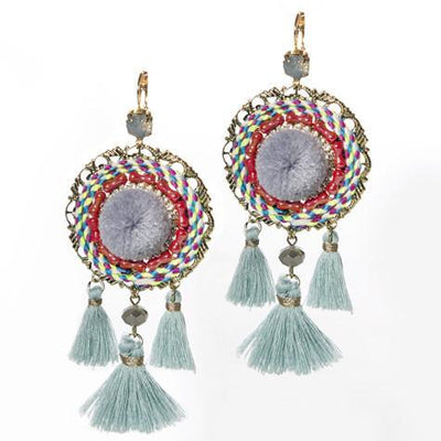 Tassel Me This: The Rise of the Tassel Earring