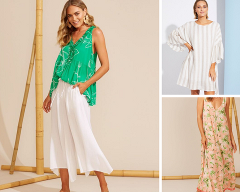 Bohemian Resort Fashion Australia Boutique