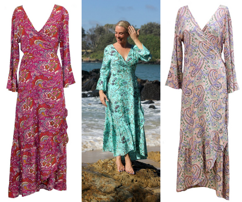 where to buy wrap dresses australia