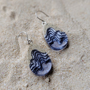 Airllywood - Airllywood, BoldB Seashore Dangle Earrings - Ultramarine, Earrings