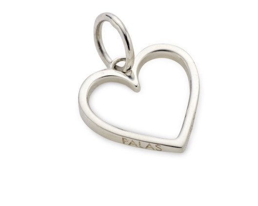 Airllywood - Airllywood, Open Heart Charm, Charm