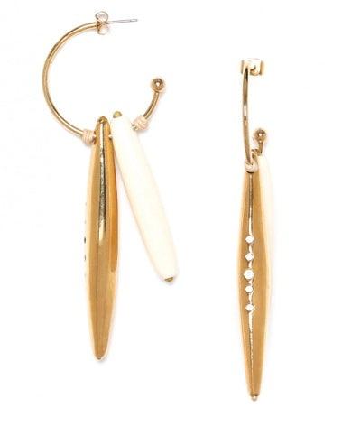 Airllywood - Airllywood, Clemence - Creoles Earrings, Earrings