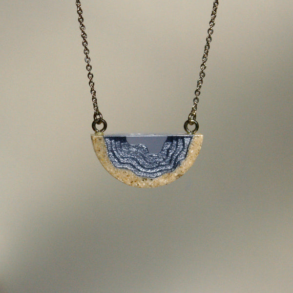 BoldB Inlet Necklace - Ultramarine