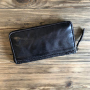 Airllywood - Airllywood, Kimberly Leather Purse - Black, Bags