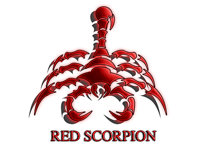Red Scorpion Stun Gun