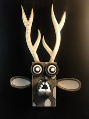 Blockhead Series - Deer
