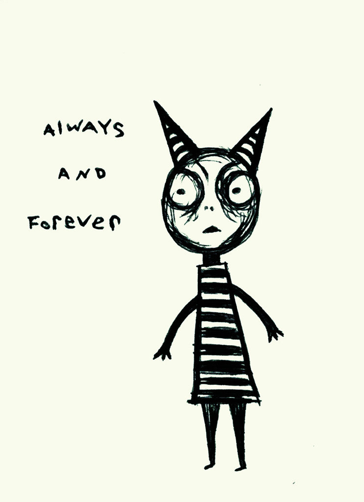 Always and Forever- limited edition print