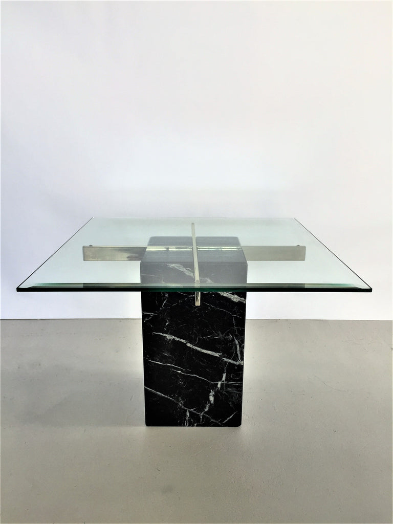 Vintage Artedi Italian Marble table