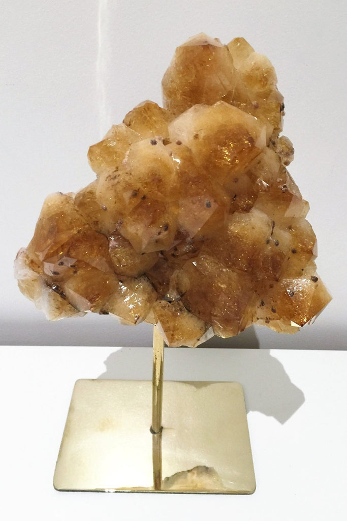 Large Citrine Crystal