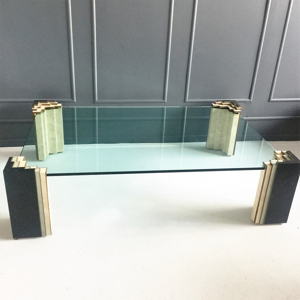 Art Deco Maitland & Smith cocktail table
