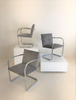 Brno Chair-Tubular by Mies Van Der Rohe