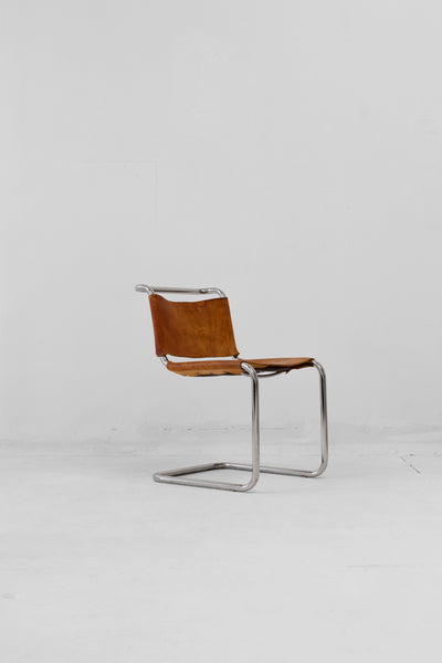 Set of Six Marcel Breuer B33 Chairs