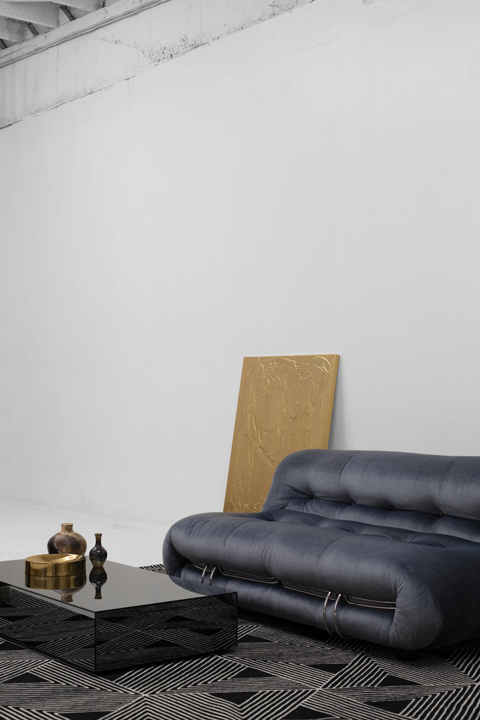 Soriana Sofa by Tobias & Afra Scarpa for Cassina