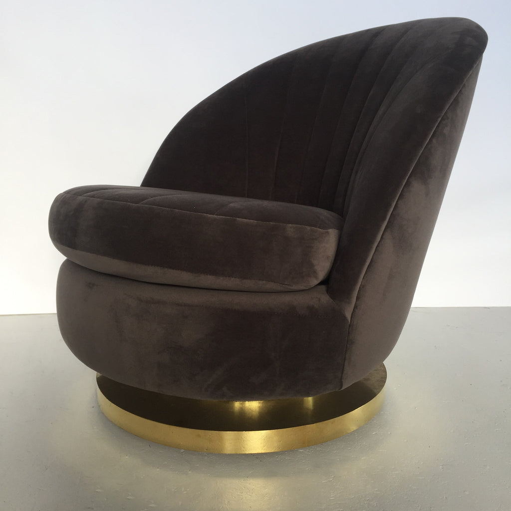 Milo Baughman Club Chair