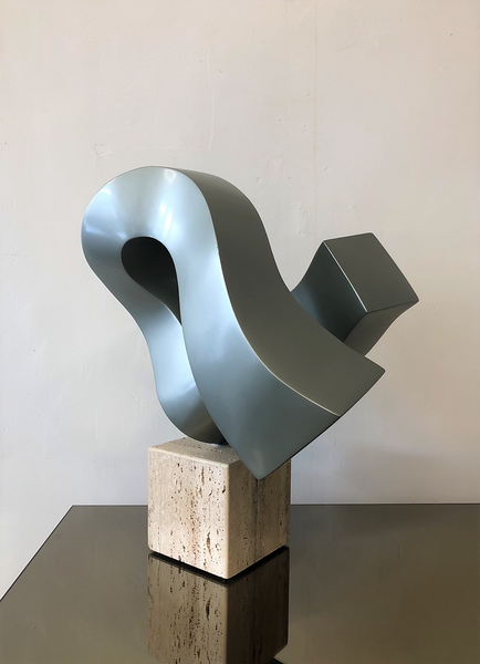 Abstract Sculpture in the style of Clement Meadmore
