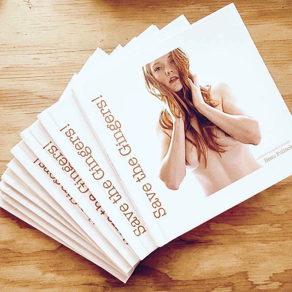 "PS: Book Shop:: ""Save the Gingers"" by Beau Pollock"